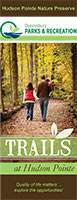 Hudson Pointe Nature Preserve Trifold Brochure