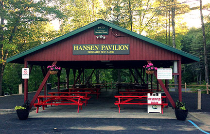 Picnicking & Pavilions