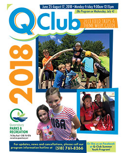 Q-Club field trip brochure