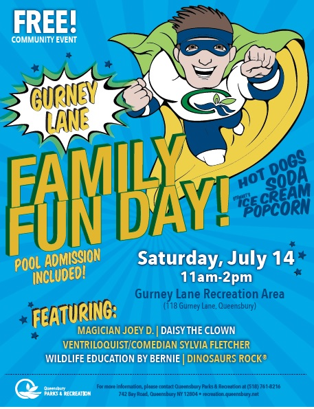 Gurney Lane Family Fun Day