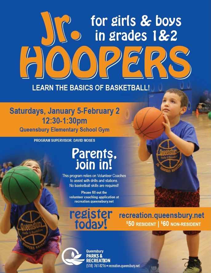 Jr. Hoopers Gr. 1 & 2