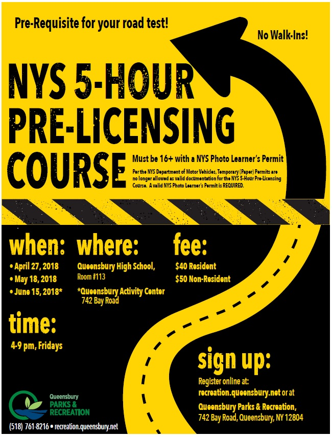 NYS 5-Hour Pre-Licensing Course